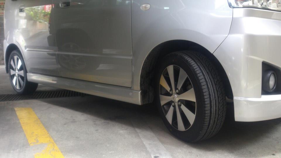 R サイズ ワゴン タイヤ