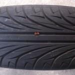 タイヤの空気漏れ(エア漏れ):タイヤサイズ225/40R18