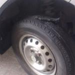 軽貨物(軽トラック)タイヤ交換:145R12 8PR