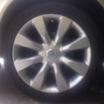 プリメーラ:フーガ純正18インチホイールタイヤサイズ245/40R18