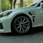 LEXUS GS450H 20インチ タイヤ交換