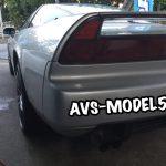 HONDA NSX×AVS-MODEL5