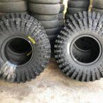 MAXXIS(マキシス)タイヤ M9060 38.5×12.50-16LT 8PR RBL タイヤ&ホイール交換 (ビードロック編)取付 ランドクルーザー